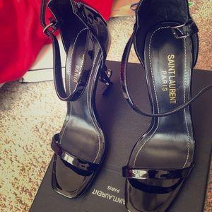 Ysl heels size 36